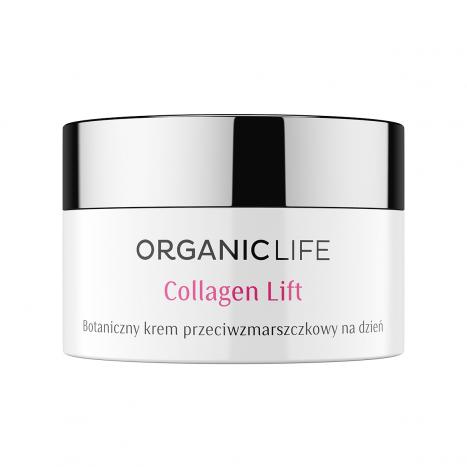 Botaniczny krem na dzień Collagen Lift