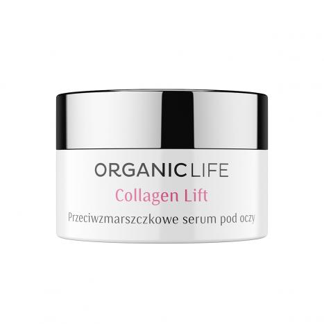 Przeciwzmarszczkowe serum pod oczy Collagen Lift