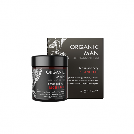 Serum pod oczy regenerujące Organic Man