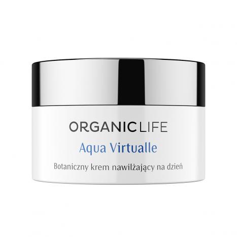 Botaniczny krem na dzień nawilżający Aqua Virtualle