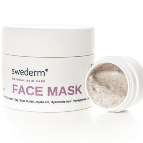 Swederm® FACE MASK 4w1 maska do twarzy