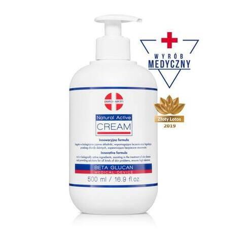 Beta-Skin Natural Active Cream (500 ml) NAC – krem nawilżający