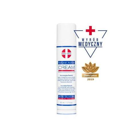 Beta-Skin Natural Active Cream (50 ml) NAC – krem nawilżający