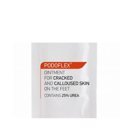 PODOFLEX® Maść do popękanej i zrogowaciałej skóry stóp 10 ml