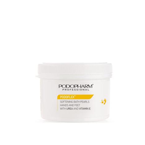 PODOFLEX® Zmiękczające perełki do kąpieli dłoni i stóp z mocznikiem i witaminą E