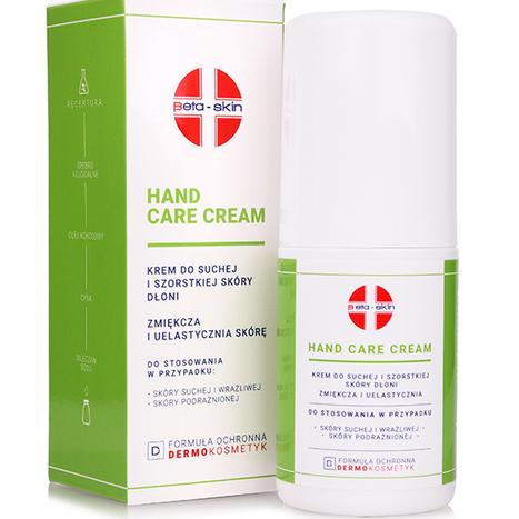 Beta-Skin Hand Care Cream – krem pielęgnacyjny do rąk
