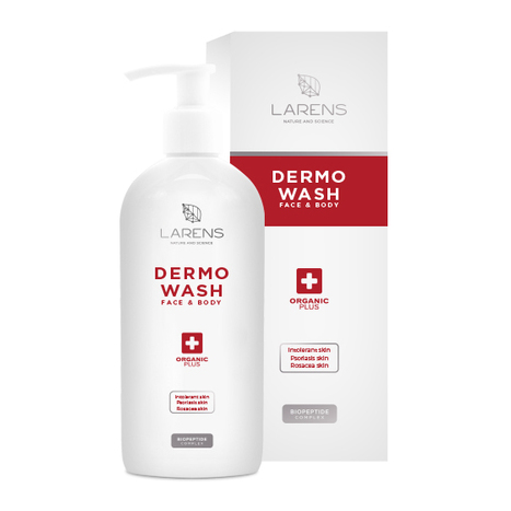 Dermo Wash Face & Body