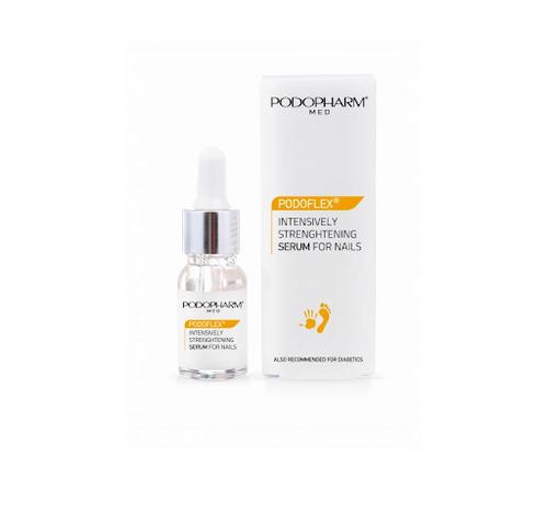 PODOFLEX® Intensywnie wzmacniające serum do paznokci
