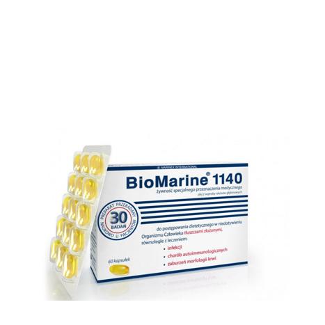 BioMarine 1140 – olej z wątroby rekinów